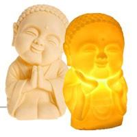 Buddha LED Lamp - Happiness