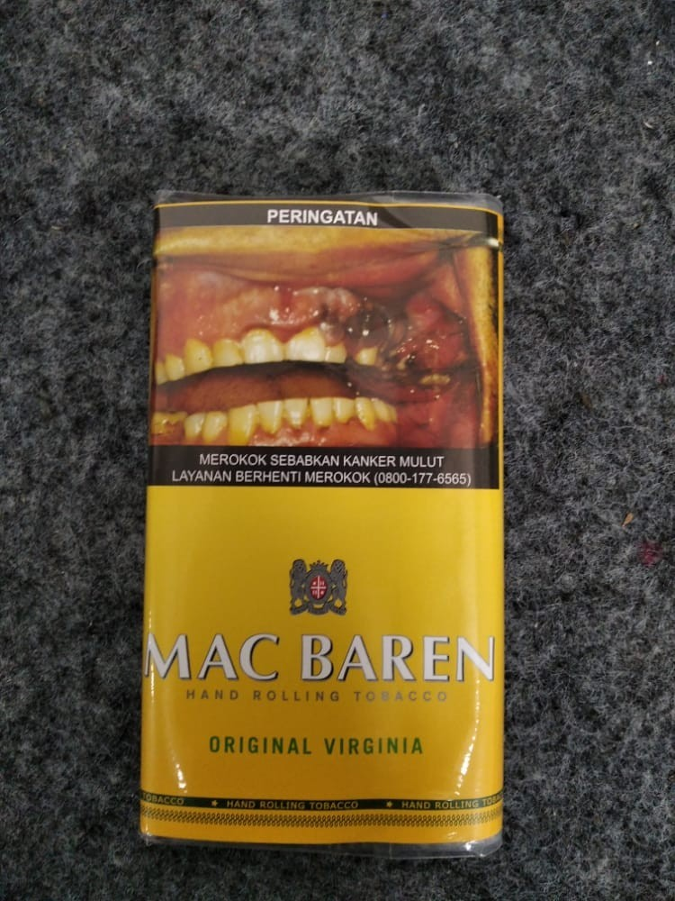 Mac Baren Tobacco Original Virginia Blend