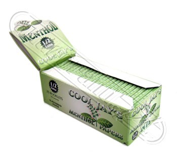 JUICY JAY's 1 1/2 Rolling Paper Menthol