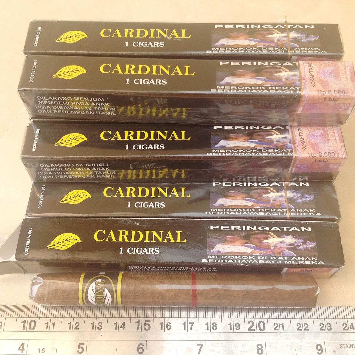 Cardinal Single Pack Cigar