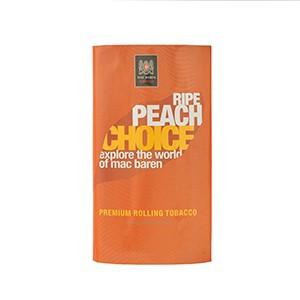 Mac Baren Tobacco Ripe Peach Choice