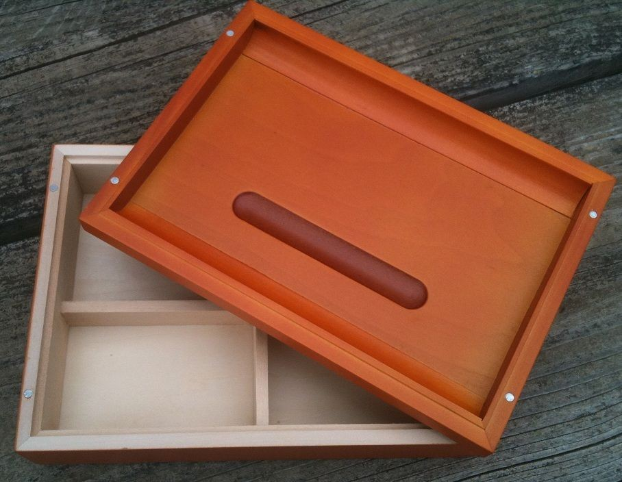 RAW Special Wood Box