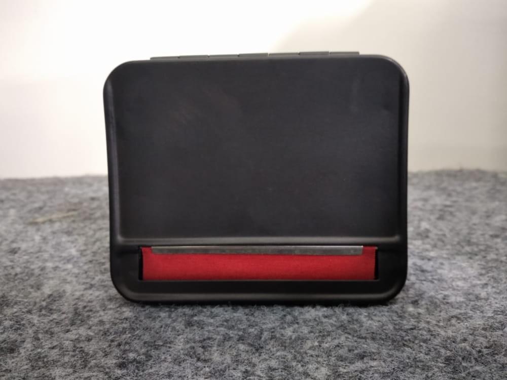 Black Automatic Rolling Box - 78 mm