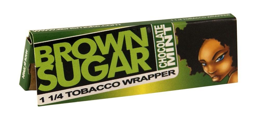 Brown Sugar Chocolate Mint 1 1/4