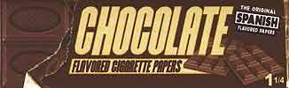 Spanish Chocolate 1 1/4 Rolling Paper