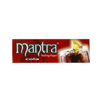 Mantra Rolling Paper  1 1/4 Cola