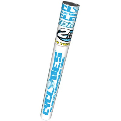 Cyclones Pre-Rolled Clear Cigar Tube - Iced Dream 2X