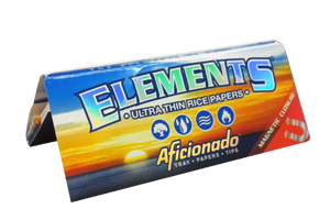Elements Aficionado King Size Slim