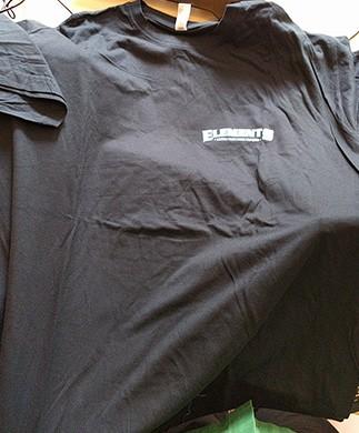 Elements Logo T shirt XL