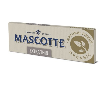 Mascotte Extra Thin Organic Rolling Papers