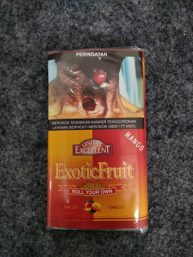 Excellent Exotic Mango Rolling Tobacco