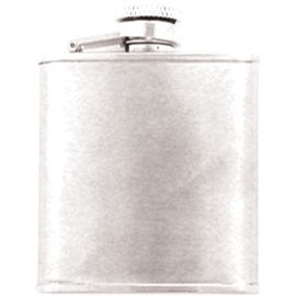 2.5oz Stainless Steel Flask FL006