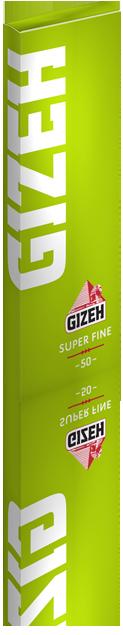 Gizeh Super FINE Rolling Paper