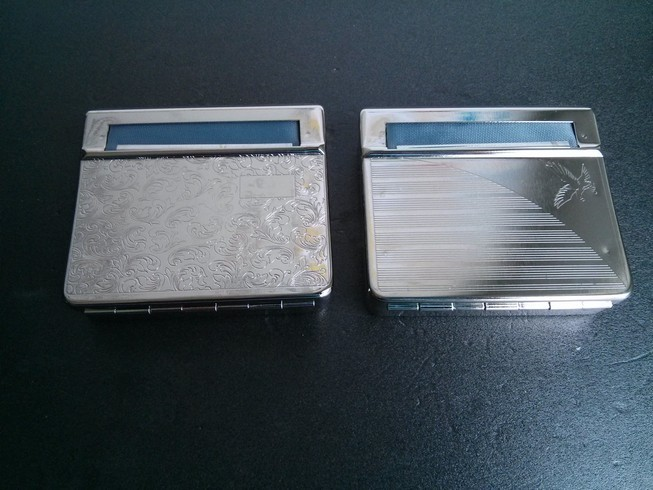 Ember Automatic Cigarette Rolling Machine With Design - 70 MM
