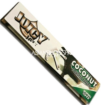 Juicy Jay's Coconut King Size Papers