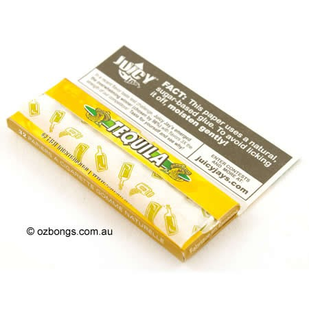 JUICY JAY's 1 1/4 Rolling Paper Tequila