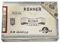 Kenner King Extra 20 Cigars