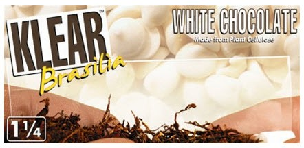 KLEAR Mini White Chocolate