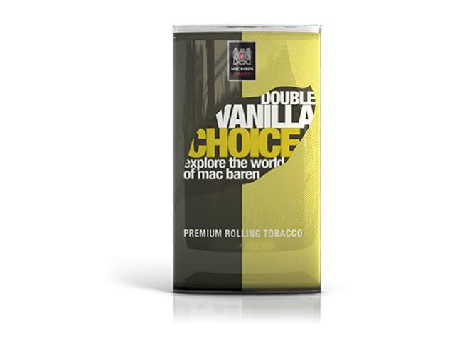 Mac Baren Tobacco Double Vanilla Choice #225