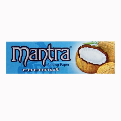 Mantra Rolling Paper  1 1/4 Coconut