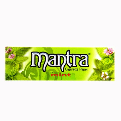 Mantra Rolling Paper  1 1/4 Mint