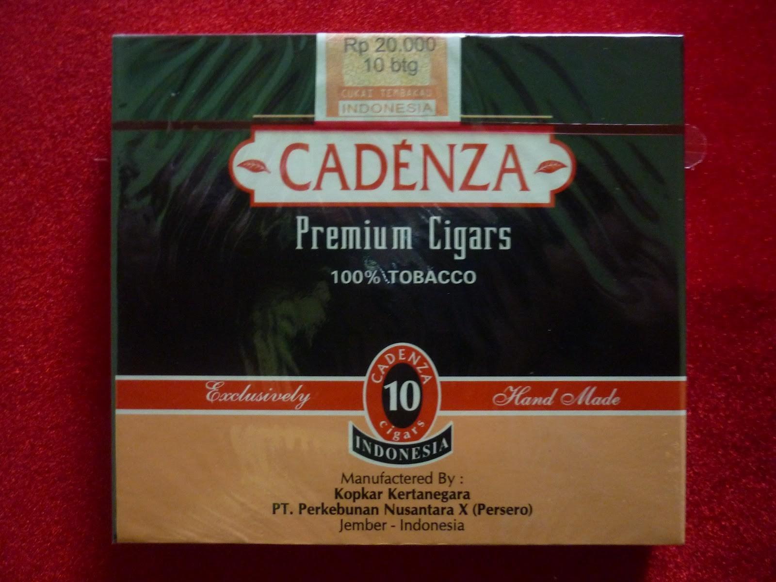 Cadenza Premium Cigars