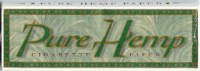 Pure Hemp Rolling Papers 1 1/4