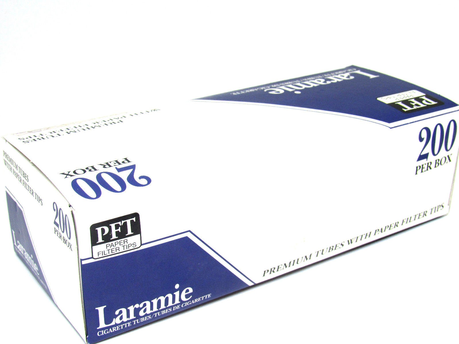 Laramie Filter Tubes 200 Selongsong Rokok