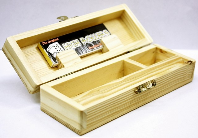 Ember Small Rolling Box
