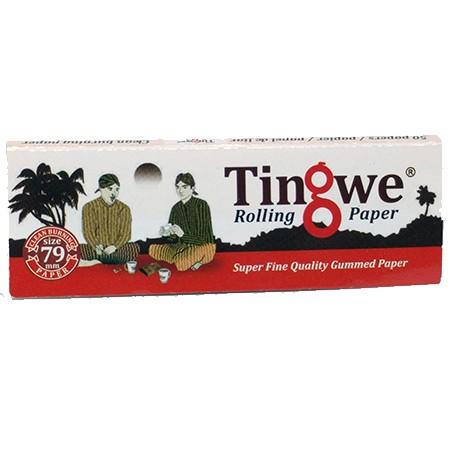 Tingwe Regular Slow Burn Rolling Paper 1 1/4