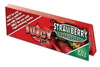 JUICY JAY's 1 1/4 Rolling Paper Strawberry