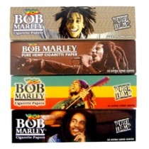 BOB MARLEY King Size Cigarette Papers
