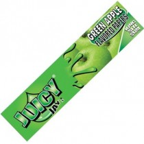 Juicy Jay's King Size Papers - Green Apple