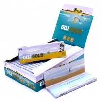 Gili Gold Natural Blue Rolling Paper