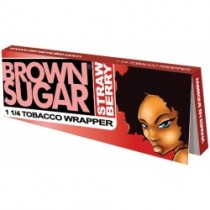 Brown Sugar Strawberry 1 1/4