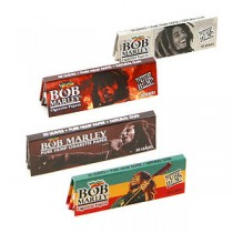 BOB MARLEY 1 1/4 Cigarette Papers-Natural Gum
