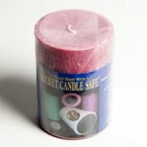 Candle Stash Safe