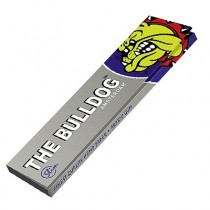 Bulldog Amsterdam Papers Silver King Size Slim