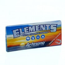 Elements Artesano - King Size Slim with Tips + Tray