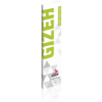 Gizeh King Size Slim Super Fine papers with Magnet Seal