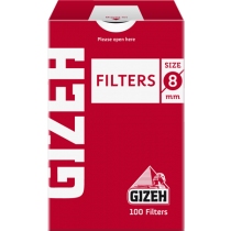 Gizeh Filters 8MM