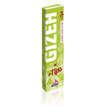 Gizeh Super Fine King Size Slim Paper with Tips