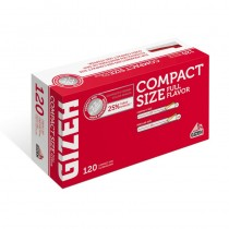 Gizeh Compact Size 120 Filter Tubes