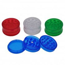 Ember Magnetic Plastic Tobacco Grinder 42MM- 3 Part
