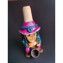 Raisin Bone Pipe - Voodoo Hat