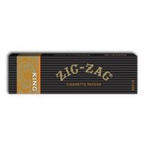 Zig Zag King Size French Orange
