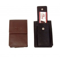 David Ross Real Leather Cigarette case (PS06)