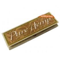 Pure Hemp Unbleached Rolling Paper 1 1/4