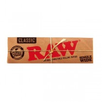 RAW Classic Single Wide Papers