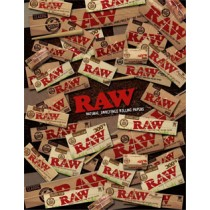 Raw Variety Pack - Collection of RAW